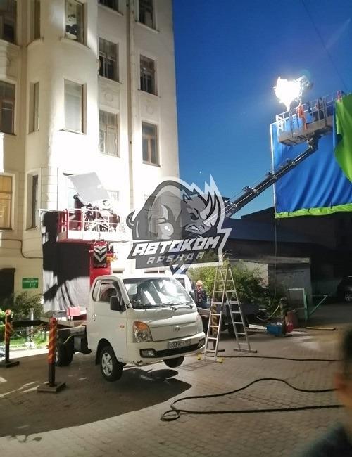 Помогаем снимать кино